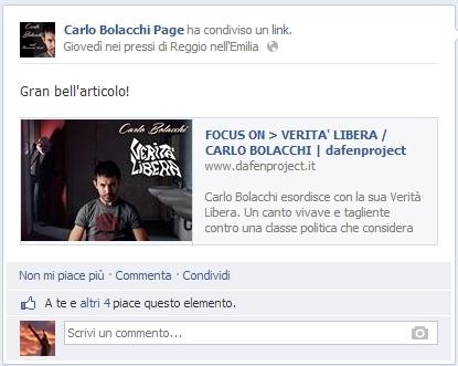CARLO BOLACCHI
