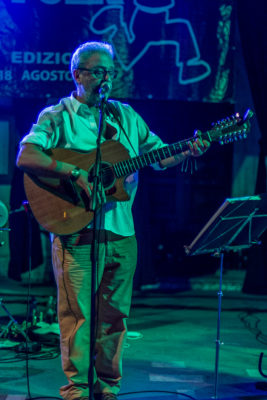 Massimo Ferrante a Joggi Avant Folk 2017